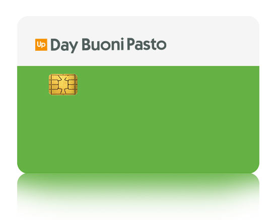Card Up Day Buoni Pasto