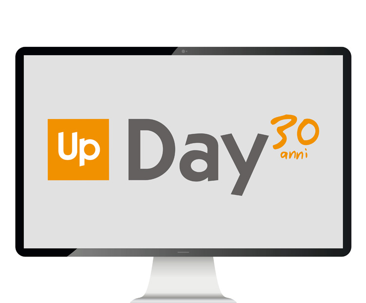 Logo Up Day 30 anni